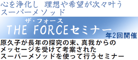 the forceセミナー